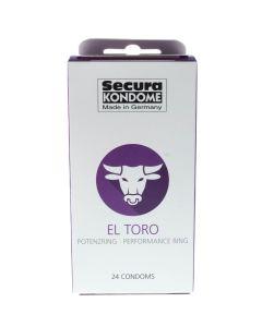 SECURA El Toro 24 pcs.